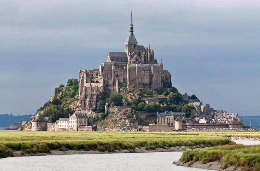 Le Mont-Saint-Michel et sa baie
