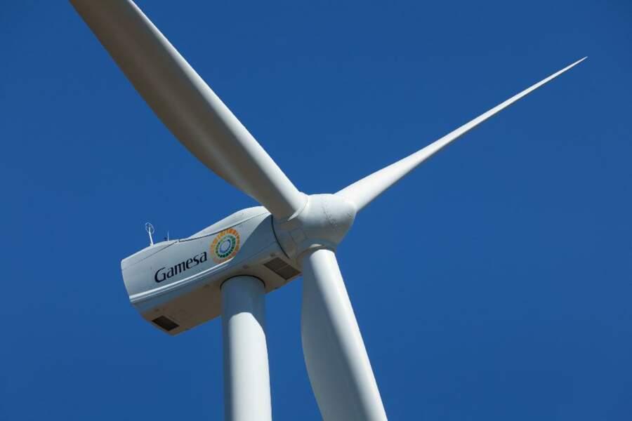 Gamesa, de l'industrie automobile aux éoliennes