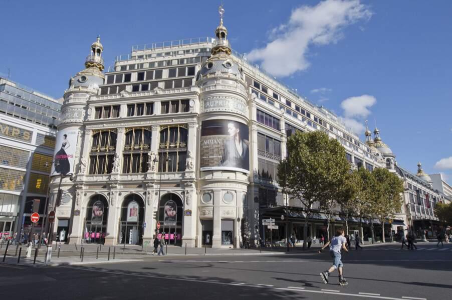 Le Printemps, Paris 9è