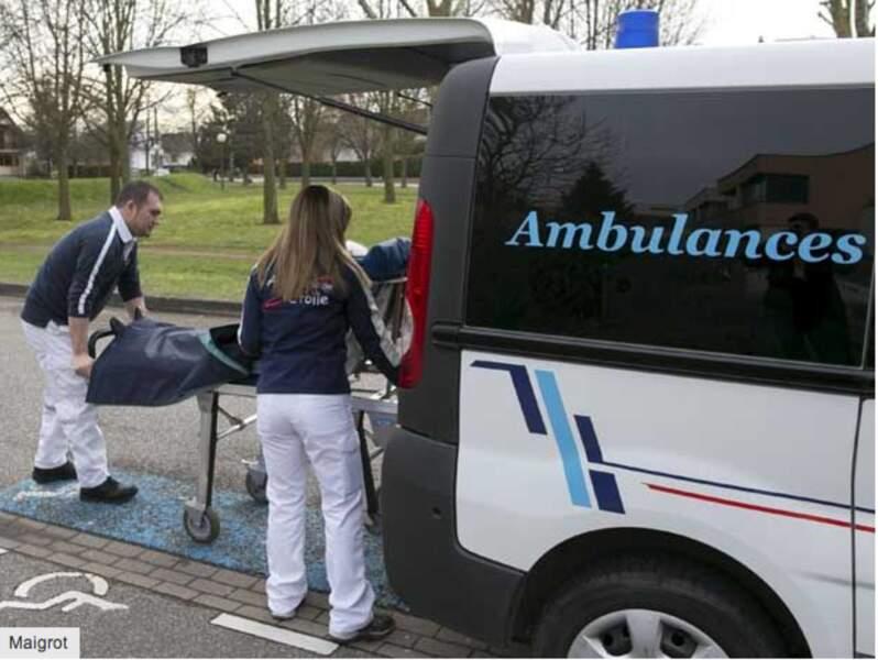 Les ambulanciers