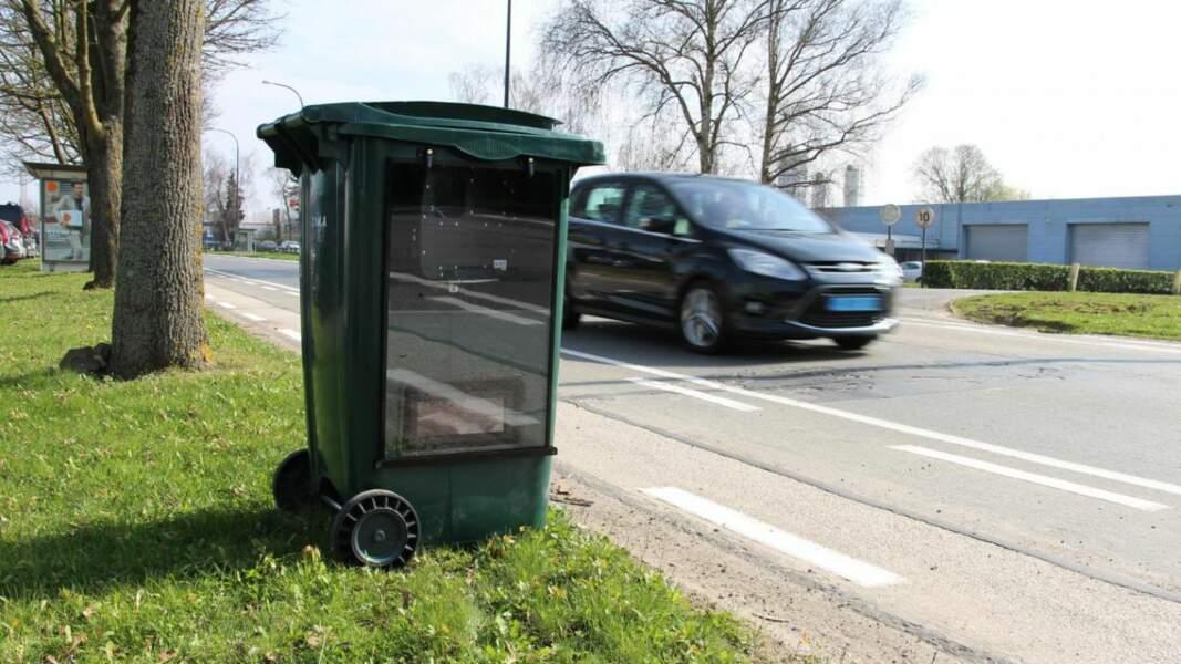 Le radar poubelle fait un malheur en Belgique… à quand en France ?