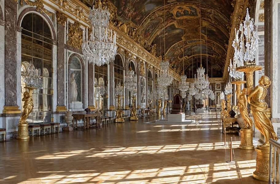 Le palais et le parc de Versailles