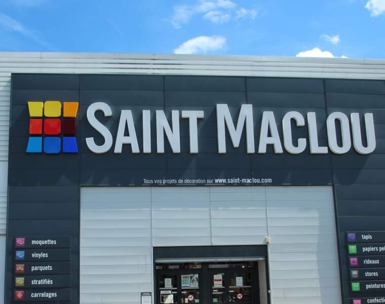 Saint Maclou : 3/20