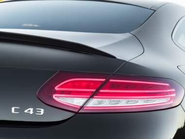 Mercedes Classe C Coupé et Cabriolet 43 AMG