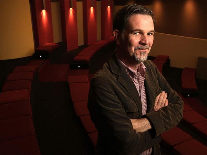 Reed Hastings, Netflix : il fait trembler les chaînes de télé du monde entier