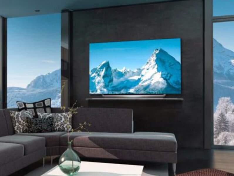 LG OLED 55C8 PLA : LG confirme sa maîtrise de l'OLED