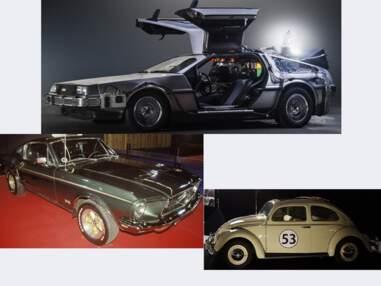 Ces voitures rendues célèbres par le cinéma et les séries télé