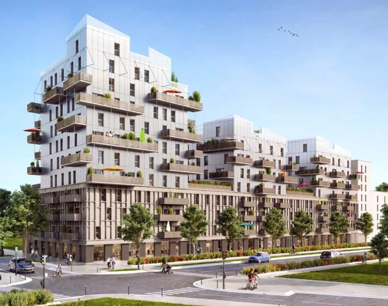 """À Strasbourg, cet immeuble en bois va faire """"Sensations"""""""