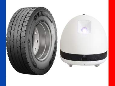 """Michelin, Sigfox... 5 bonnes idées """"made in France"""""""