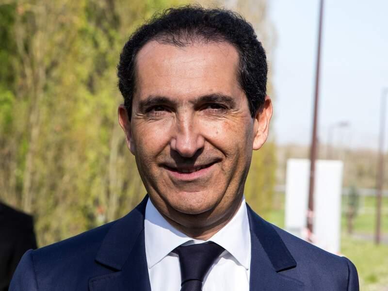 N° 24 - Patrick Drahi (SFR)