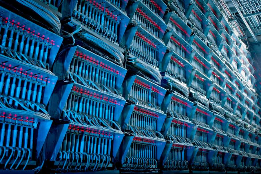 OVH (infrastructures Internet) : le troisième plus gros hébergeur de sites Web au monde