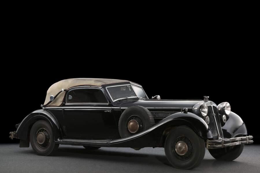 9. Horch 853 Sport Cabriolet de 1937