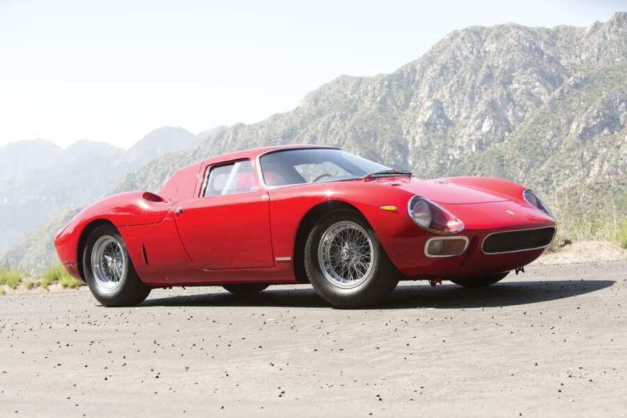 Ferrari 250 LM de 1964 - 10 millions d'euros
