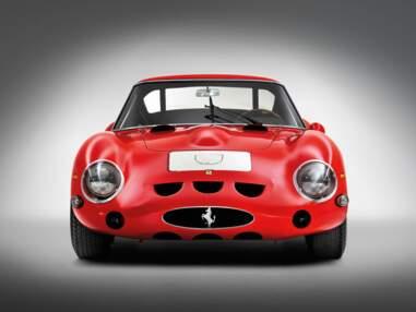 Les 10 plus grosses ventes de voitures de collection aux enchères en 2014