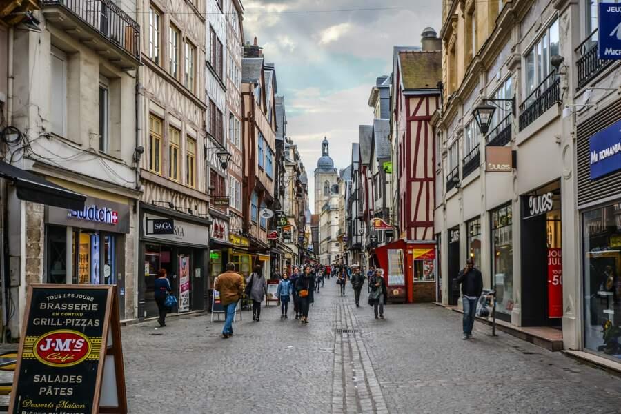 Rouen : La ligne Teor T4 inaugurée le 25 mai