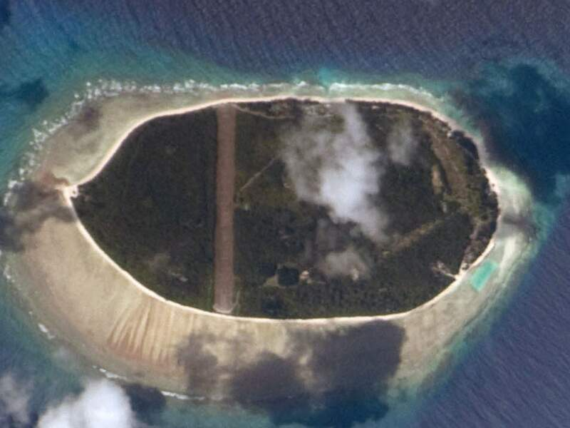 Accusé : Carlos Cassina Vejarano, gestionnaire de l'ancienne île de Bettencourt aux Seychelles