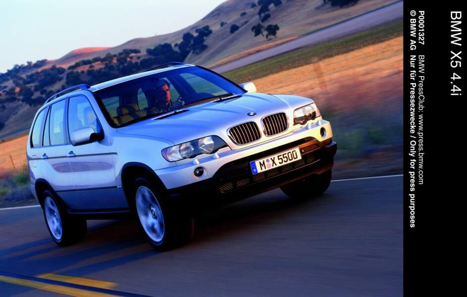 BMW X5 : le premier pas vers les SUV