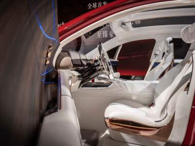 Vision Mercedes-Maybach Ultimate Luxury en 20 potographie
