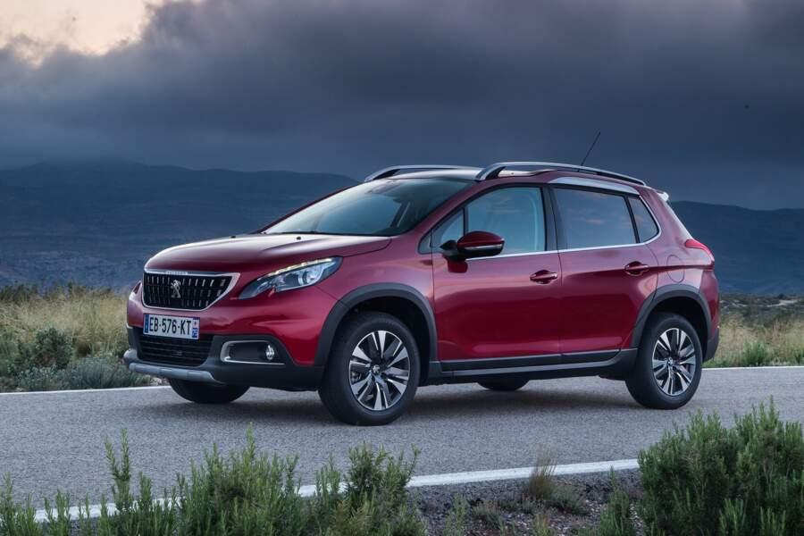 7 - Peugeot 2008 (35.672 ventes)