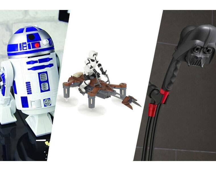 """Dix objets insolites pour prolonger le plaisir """"Star Wars"""""""