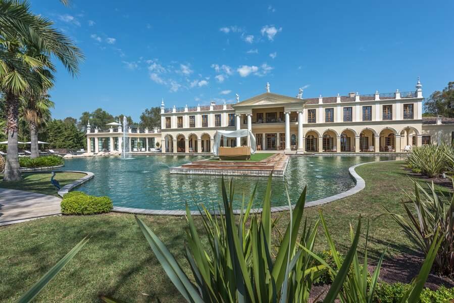 Un palais vénitien
