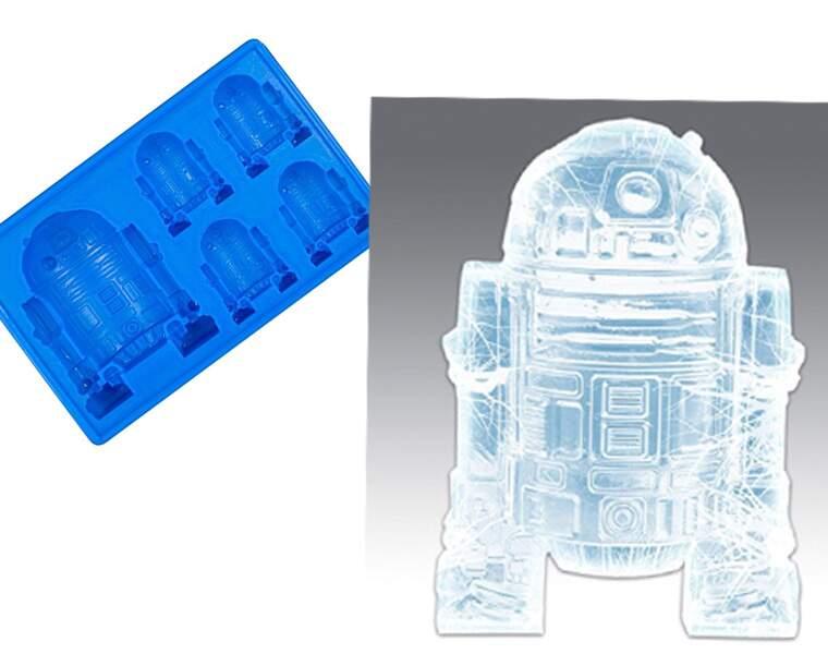 Le bac à glaçons R2-D2
