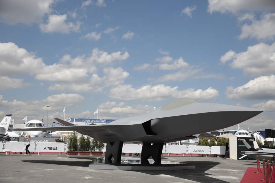 Le New Generation Fighter d'Airbus et de Dassault