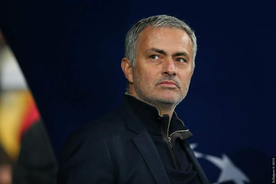 1.José Mourinho (portugais) : 26 millions d'euros