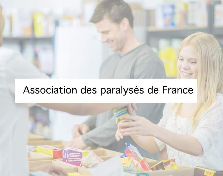 2ème : Association des paralysés de France