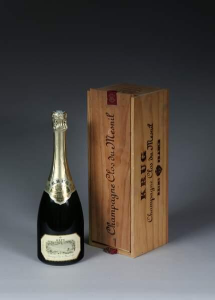 "Champagne Krug ""Clos du Mesnil"", 1985 (1 bouteille)"