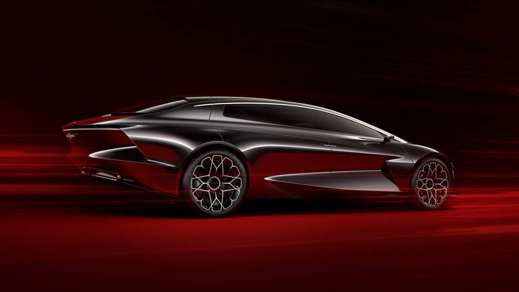 Aston Martin Lagonda Vision
