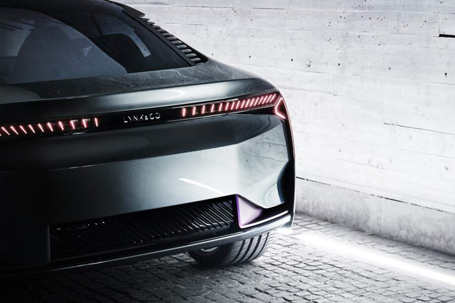 Lynk & Co Concept CCC - Photo 9/10