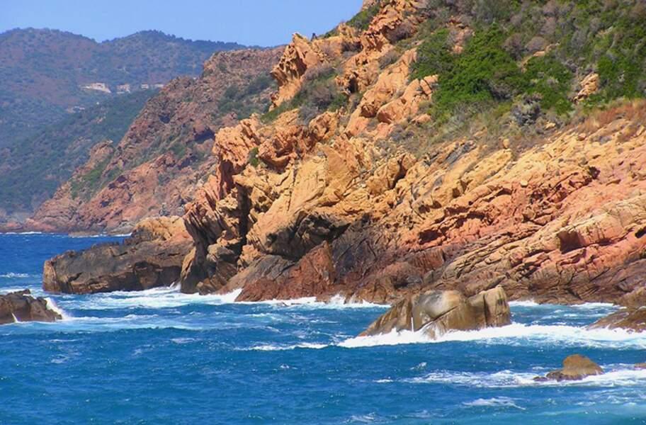 Le Golfe de Porto : calanche de Piana, golfe de Girolata, réserve de Scandola