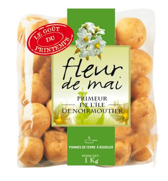 La bonnotte de Noirmoutier : on savoure son goût de châtaigne iodée deux semaines par an