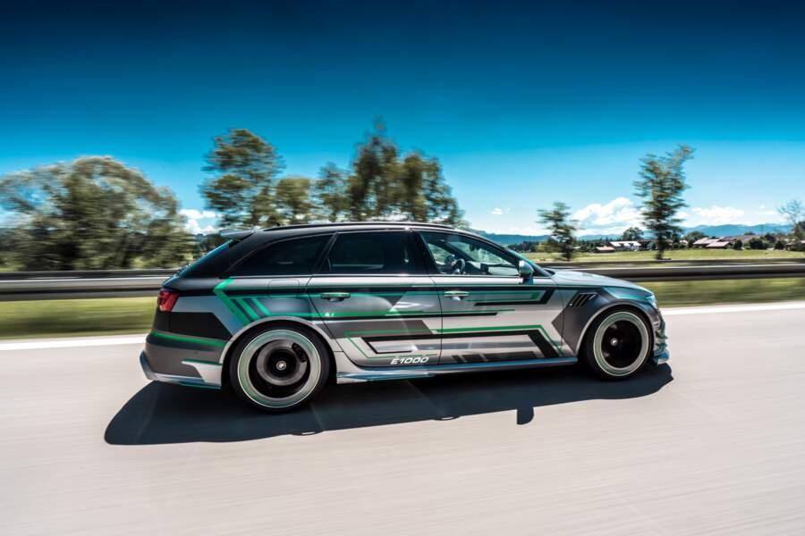 Audi RS6-E - 2