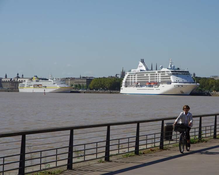 Une croisière sur la Garonne