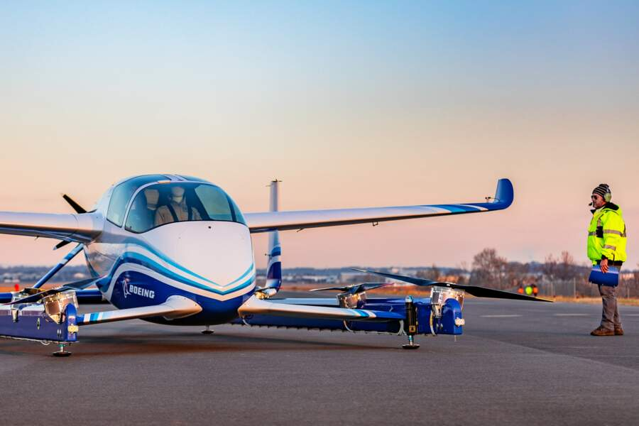 Le PAV de Boeing