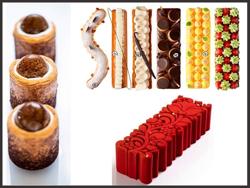 10 créations de prestigieux pâtissiers
