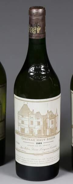 Château Haut Brion, 1er grand cru classé, 1989 (1 bouteille)
