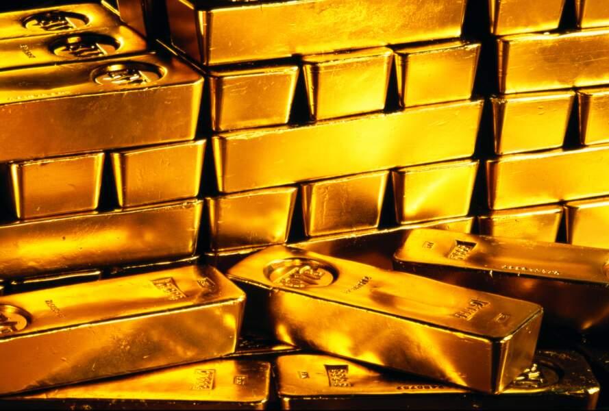 L'or, valeur refuge et outil de diversification