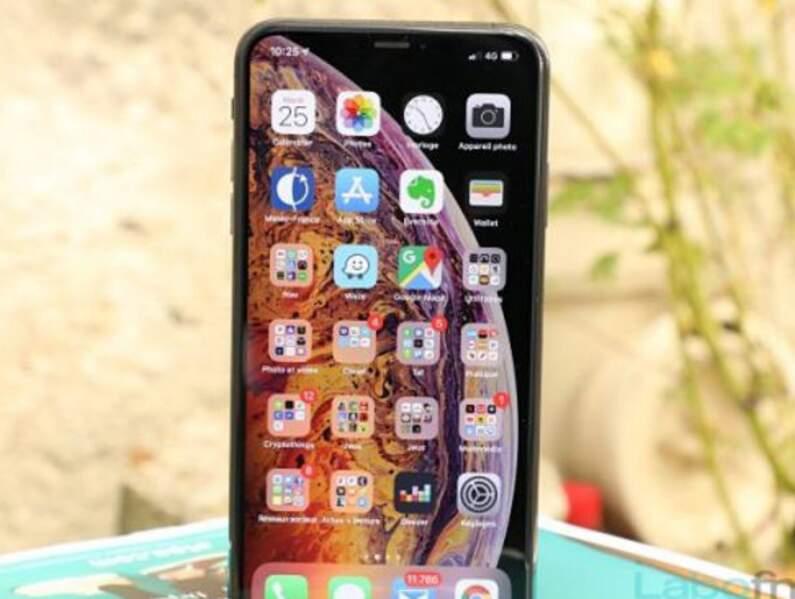 """Pour les amateurs de multimédia : l'iPhone Xs Max et les iPhone """"Plus"""""""