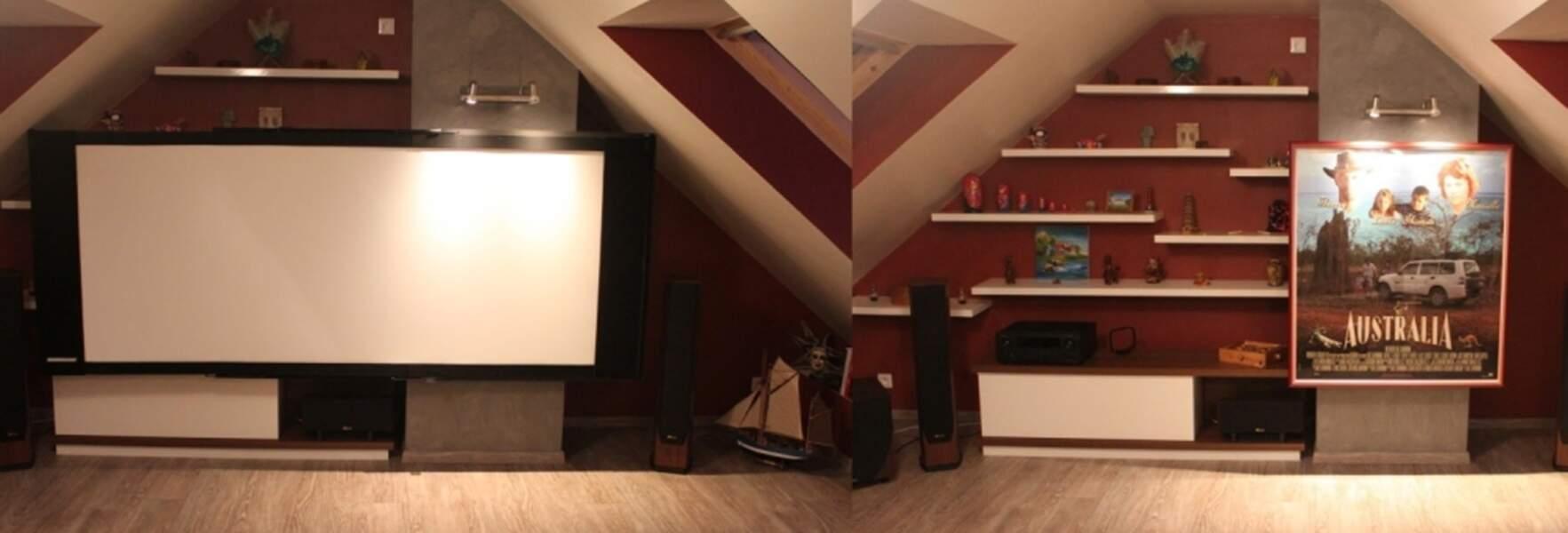 Design Screen : l'écran de projection haut de gamme