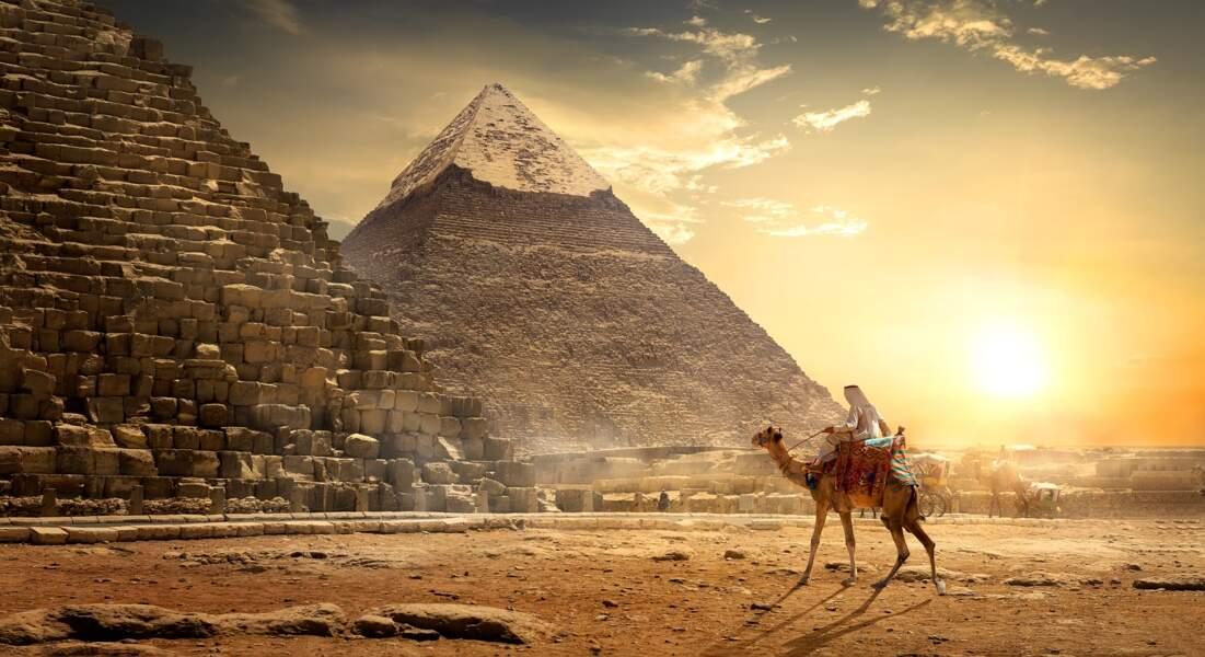 8. Egypte, réservations en hausse de 61% sur un an