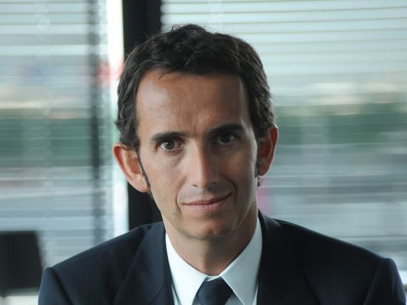 N° 8 - Alexandre Bompard (Carrefour)