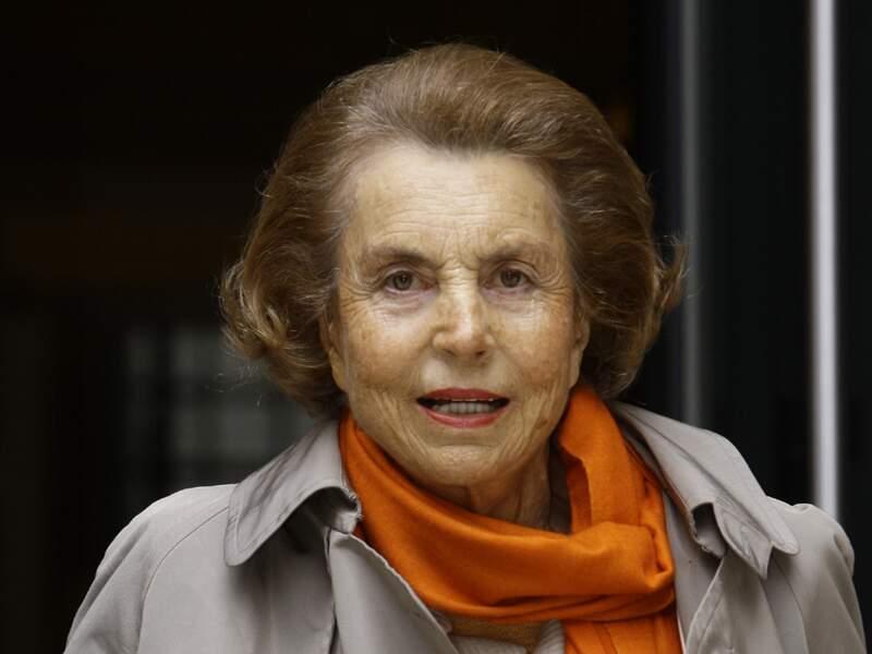 La milliardaire victime : Liliane Bettencourt, 93 ans, héritière du groupe L'Oréal