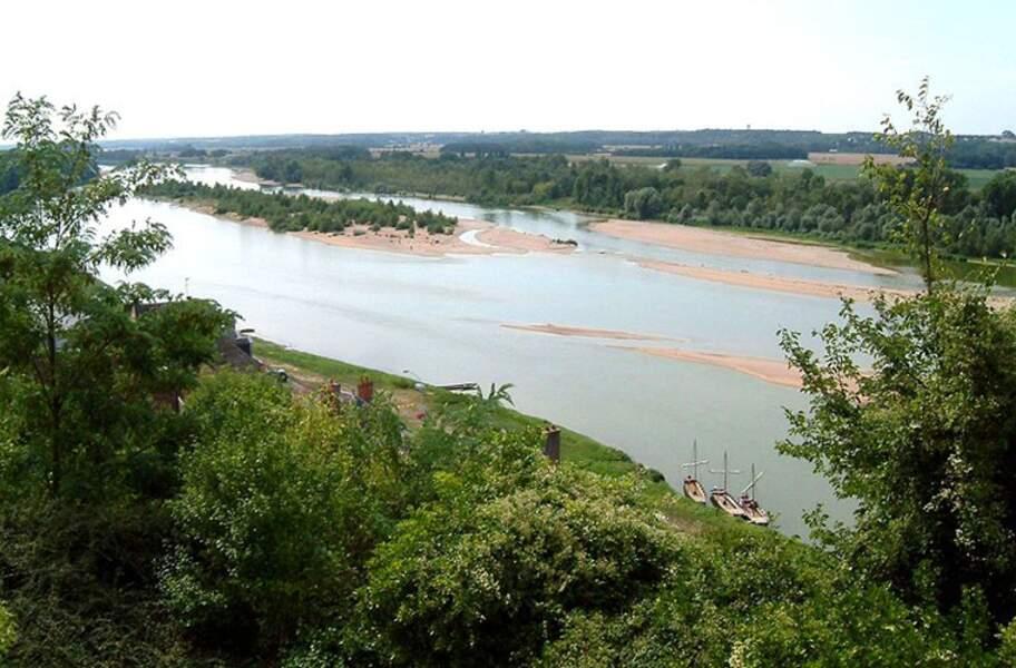 Le Val de Loire entre Sully-sur-Loire et Chalonnes