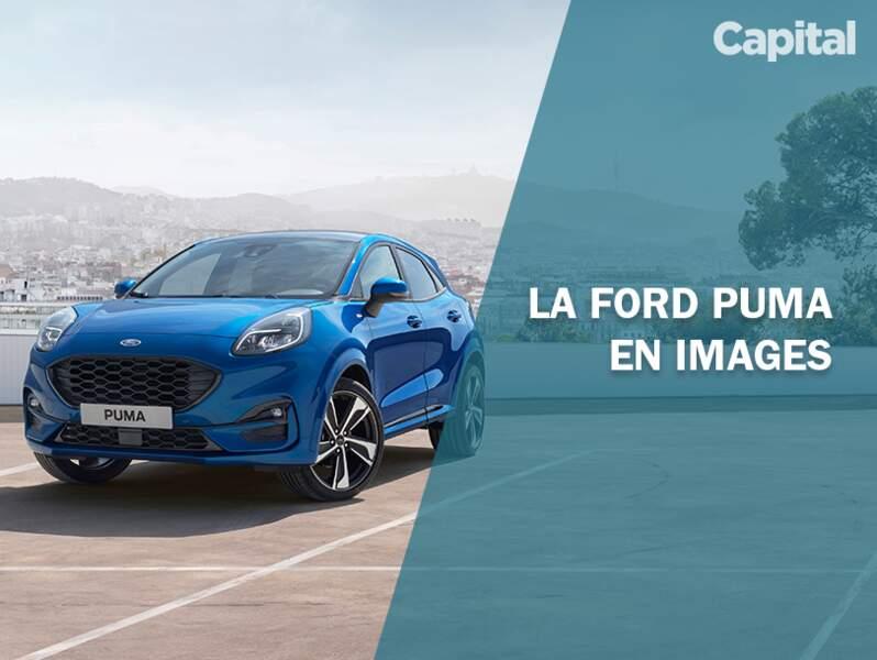La nouvelle Ford Puma 2