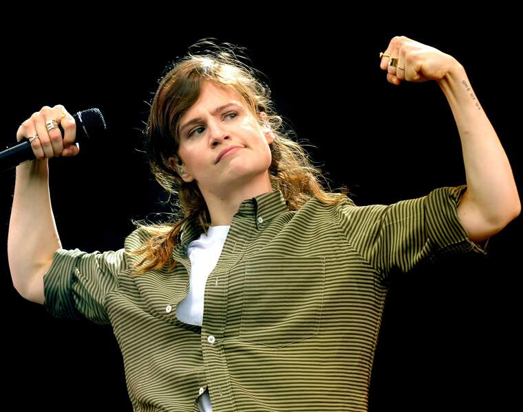 Christine and the Queens : 275.200 albums
