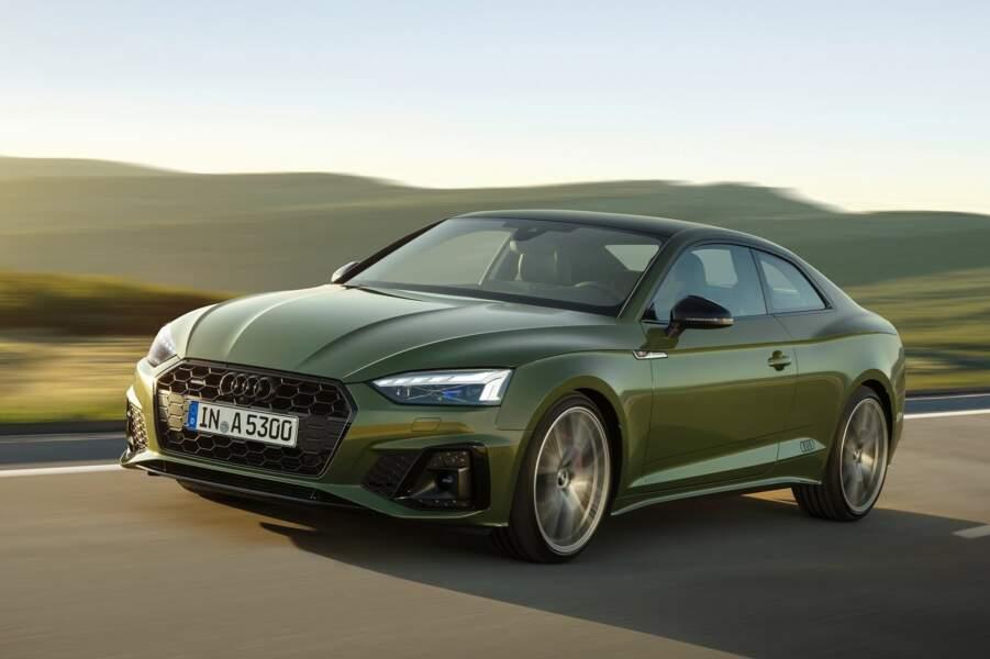 Audi A5 restylée