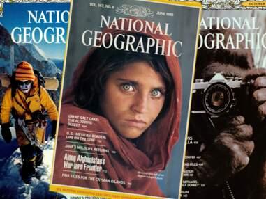 Jeune Afghane, Everest, Titanic… 13 photos qui ont fait la légende National Geographic